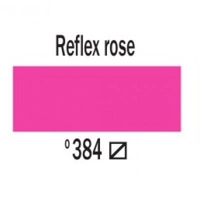 Дзеркальний рожевий (384), 20 мл., AMSTERDAM, акрилова фарба