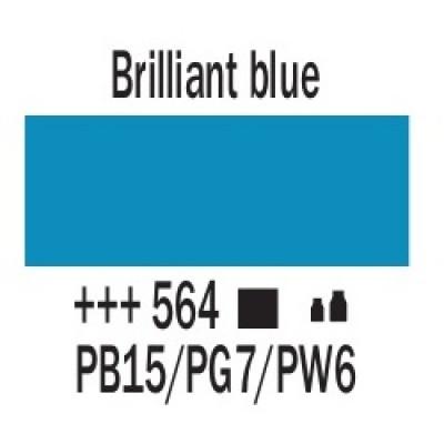 Діамантовий синій (564), 20 мл., AMSTERDAM, акрилова фарба