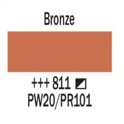 Бронзовий (811), 20 мл., AMSTERDAM, акрилова фарба