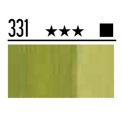 Оливкова акрилова фарба, 75 мл., ART kompozit 331