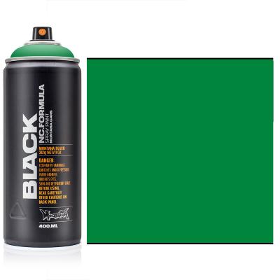 Аерозольна фарба, Бостонська зелена Montana BLACK 6055 400 мл.