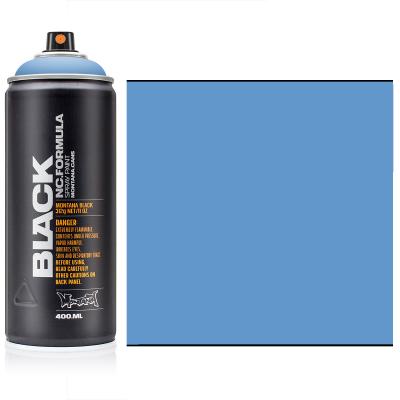Аерозольна фарба, Блакитна лагуна Montana BLACK 5230 400 мл.