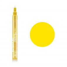 Жовтий акриловий маркер, 0,7 мм., Montana ACRYLIC Marker