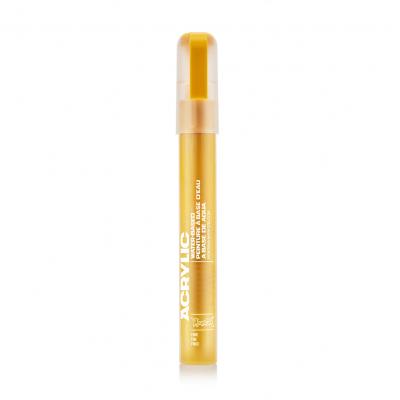 Акриловий маркер Жовтий, Montana ACRYLIC Marker 2 mm