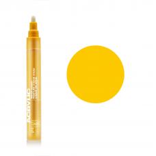 Жовтий акриловий маркер, 2 мм., Montana ACRYLIC Marker