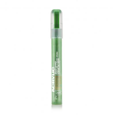 Акриловий маркер Зелений, Montana ACRYLIC Marker 2 mm