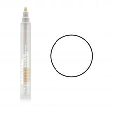 Білий акриловий маркер, 2 мм., Montana ACRYLIC Marker