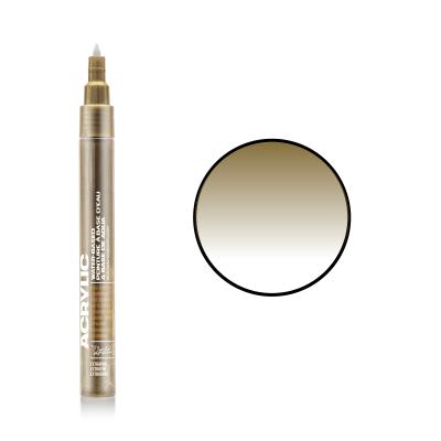 Акриловий маркер Золото, Montana ACRYLIC Marker 0,7 mm