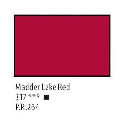 Краплак червоний акрилова фарба, 75 мл, Сонет