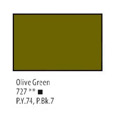 Оливкова акрилова фарба, 75 мл, Сонет