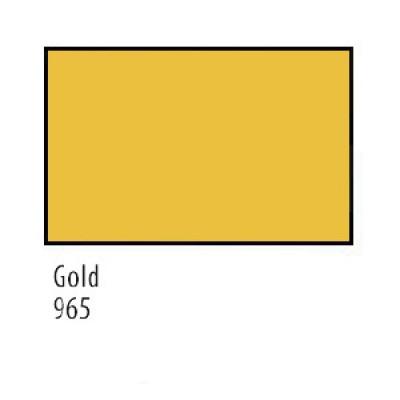 Золото акрилова фарба, 75 мл, Сонет