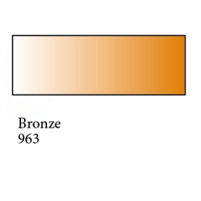 Бронза, металік акварельна фарба, 2.5мл, ЗХФ Сонет 963