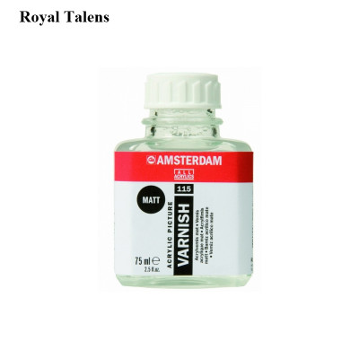Лак для акрилових фарб AMSTERDAM, матовий, 75 мл, Royal Talens