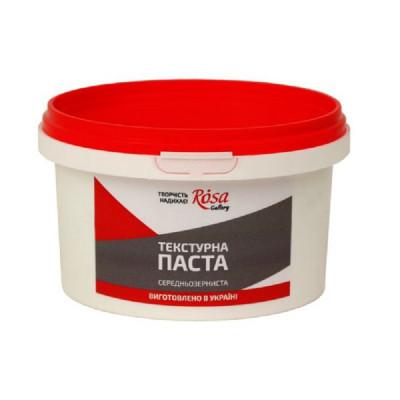 Текстурная паста среднезернистая, 280мл., ROSA Gallery