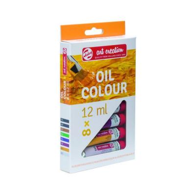 Набір олійних фарб, ArtCreation, 9*12 мл, Royal Talens