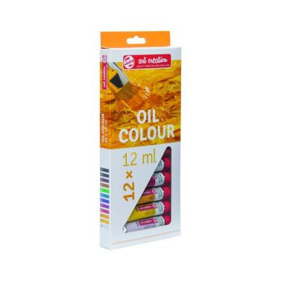 Набір олійних фарб, ArtCreation, 12*12 мл, Royal Talens