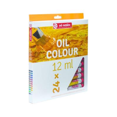 Набір олійних фарб, ArtCreation, 24*12 мл, Royal Talens