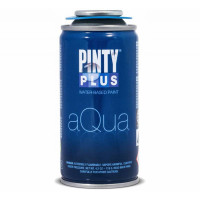 Лак-аерозоль матовий, 150 мл., на водній основі, Aqua PINTYPLUS 634