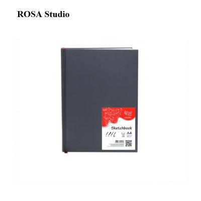 Блокнот A4 (21*29,7см), 100г/м, 96л., ROSA Studio