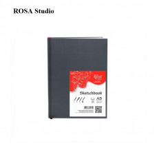 Блокнот A6 (10,5х14,8см), 100г/м, 100л., ROSA Talent