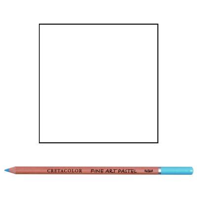 Олівець пастельний Білий, Cretacolor 471 01