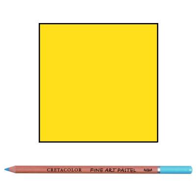 Олівець пастельний Жовтий хром, Cretacolor 471 08
