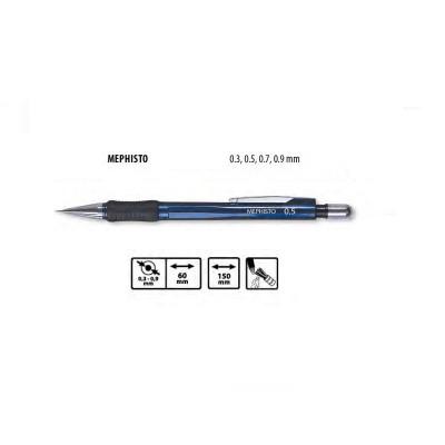 Механічний цанговий олівець d=0.5mm. KOH-I-NOOR Mephisto 5034