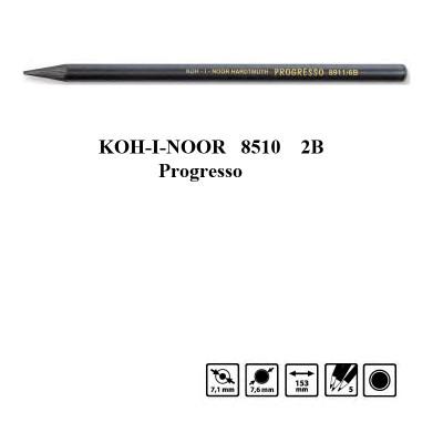 Олівець бездеревний Progresso 8911 2B, Koh-i-Noor