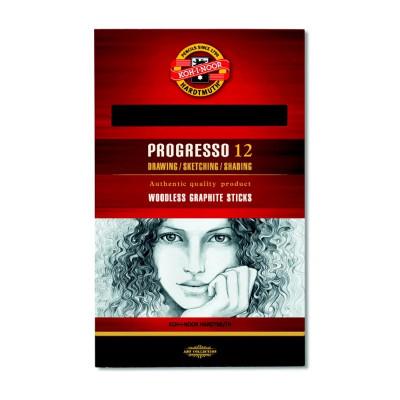 Олівець бездеревний Progresso 8911 8B, Koh-i-Noor