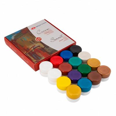 Гуашеві фарби Невська палітра Сонет 36411572