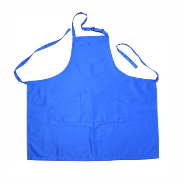 Фартух для дорослих, 96 * 90 см., синій, грета, ROSA Studio