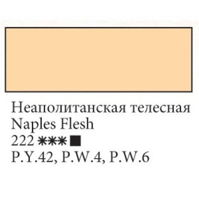 Неаполітанська тілесна, 46 мл, Ладога 222, олійна фарба