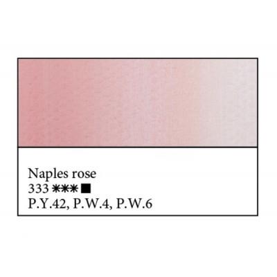 Неаполітанська рожева олійна фарба, 46мл, ЗХФ Майстер Клас 333