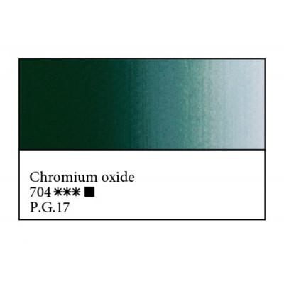 Окис хрому олійна фарба, 46мл, ЗХФ Майстер Клас 704