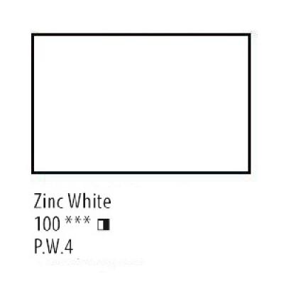 Білила цинкові олійна фарба, 120мл, Сонет
