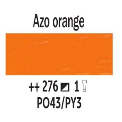 AZO Помаранчевий (276), 200 мл., Van Gogh, олійна фарба