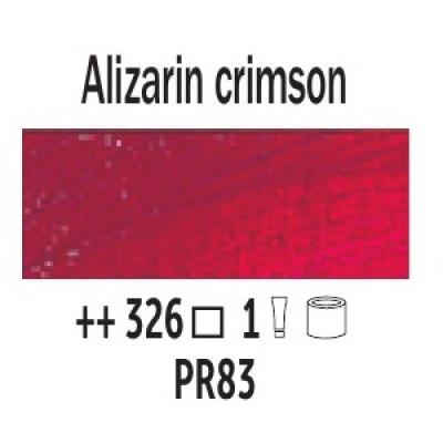 Алізариновий червоний (326), 200 мл., Van Gogh, олійна фарба