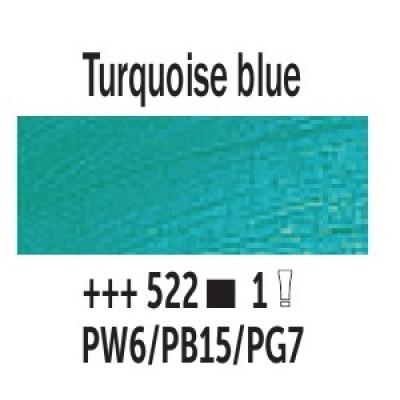 Бірюзовий синій (522), 40 мл., Van Gogh, олійна фарба