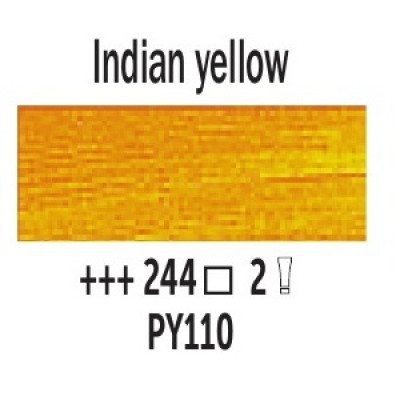 Індійський жовтий (244), 40 мл., Van Gogh, олійна фарба