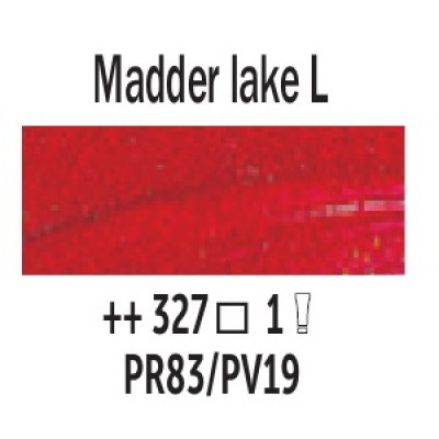 Мареновий червоний світлий (327), 200 мл., Van Gogh, масляна фарба