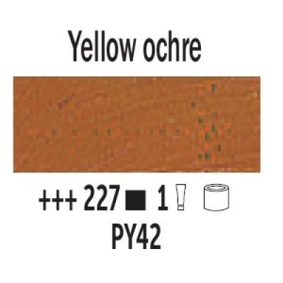 Охра жовта (227), 40 мл., Van Gogh, олійна фарба