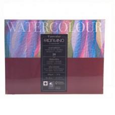 Cклейка для акварелі, А3, 20л, 200г/м2, Watercolor Fabriano
