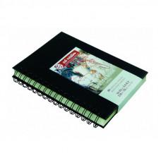 Блокнот для графіки, 14х21 см., 80л. на спіралі, 110 г/м2, Royal Talens