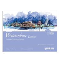 Склейка для акварелі, 18*24 см., 10 л, 270 г/м2, GAMMA Watercolour Torchon (папір Fabriano)