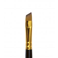 Колонок кутовий (імітація), № 4, Roubloff 1S65, коротка ручка, художній пензель