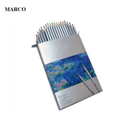 Набір кольорових олівців, 36 кольорів, MARCO Raffine 7100-36CB