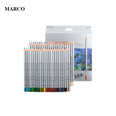 Набір кольорових олівців, 48 кольорів, MARCO Raffine 7100-48CB