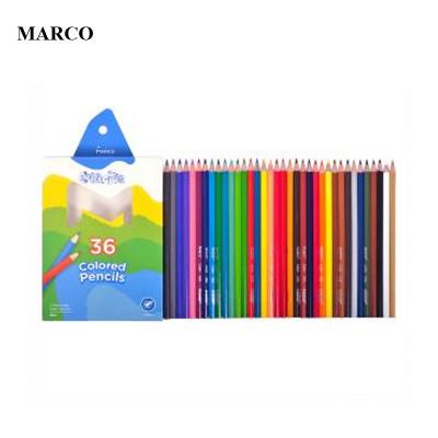 Набір кольорових олівців. 36 кольорів, MARCO Colorite 1100-36CB