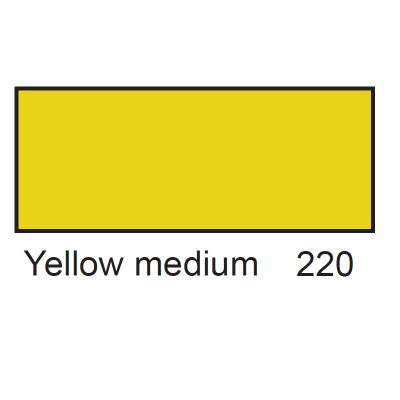 Фарба для тканини Декола Жовта середня, 4128220