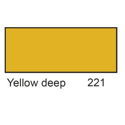 Фарба для тканини Декола Жовта темна, 4128221